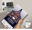 Washington Nationals Inaugural Game Mega Ticket