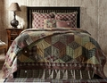 Jackson Plaid Quilt Bedding
