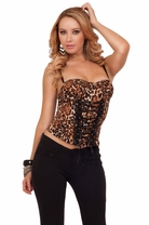 Bra Strap Bustier Sweetheart Padded Corset Design Style Sexy Party Club Crop Top