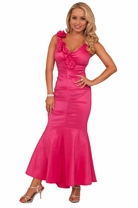 Full Length Evening Special Occasion Mermaid Bodycon Party Ball Gown Dress
