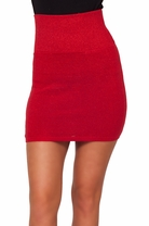 Glittery Micro Mini Bodycon Party Sexy Clubwear High Waist Pencil Skirt