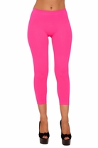 Gym LeggingS Tights Low-rise Capri Yoga Workout Active Short Pants