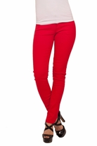 Stretch Comfortable Women's Skinny Casual Trendy Zip Button Holiday Hot Pants
