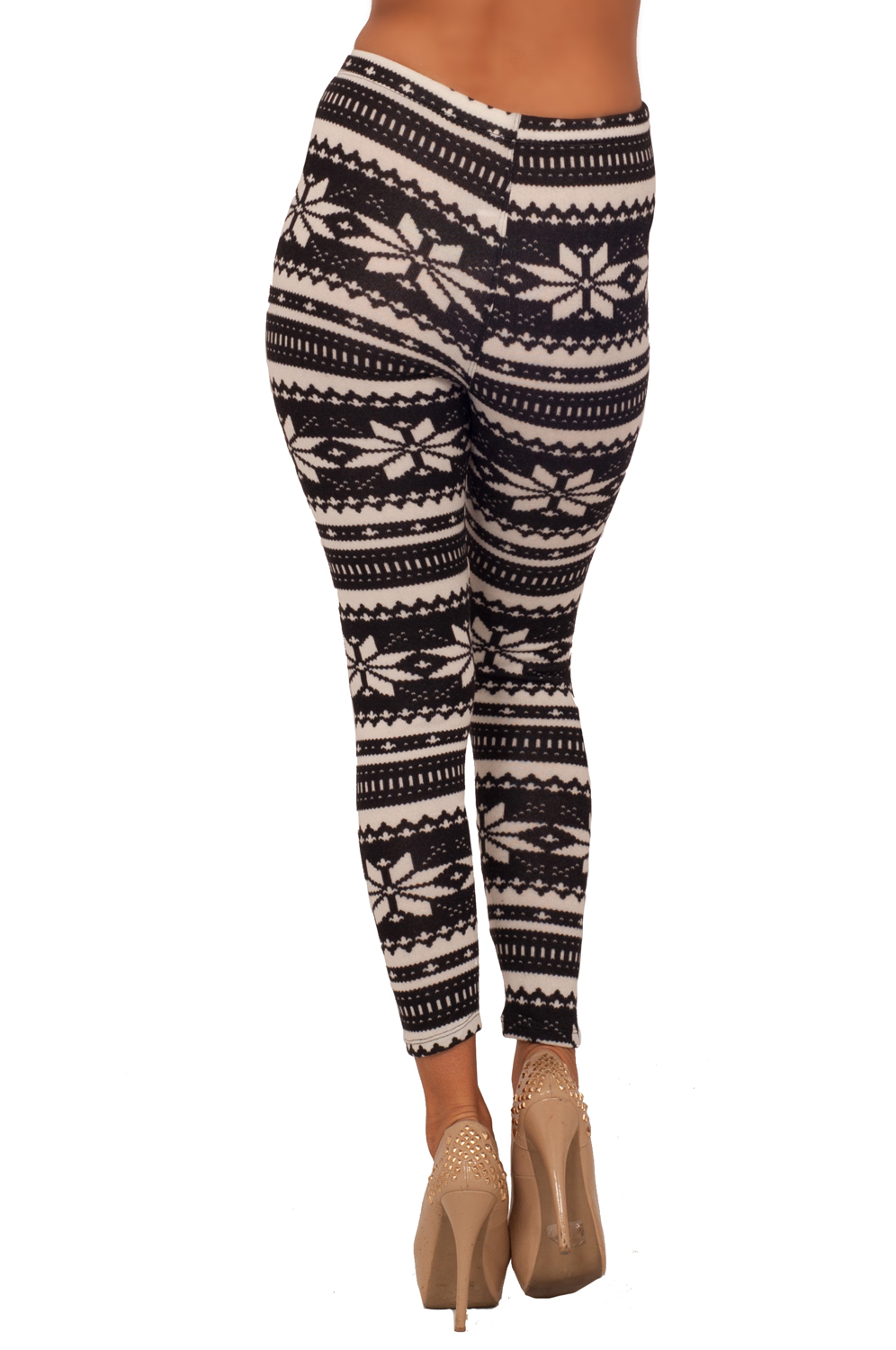 The only other tights that might compete in this regard are The North Face Women's Winter Warm Tights, which also feature a brushed, fleece-like interior and an equally warm fabric blend.