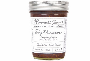 Fig Preserves - 8.75 oz