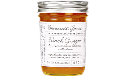 Peach Ginger - 8.75 oz