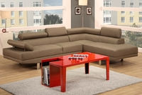 2 PC Sectional Sofa