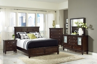 Carmelia Collection queen Bed Frame
