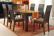 Finish 7 PCS Dining Table Set