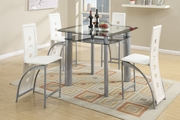 5PCs Counter Height Dinette Set
