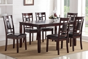 7 PCS Casual Dining Set