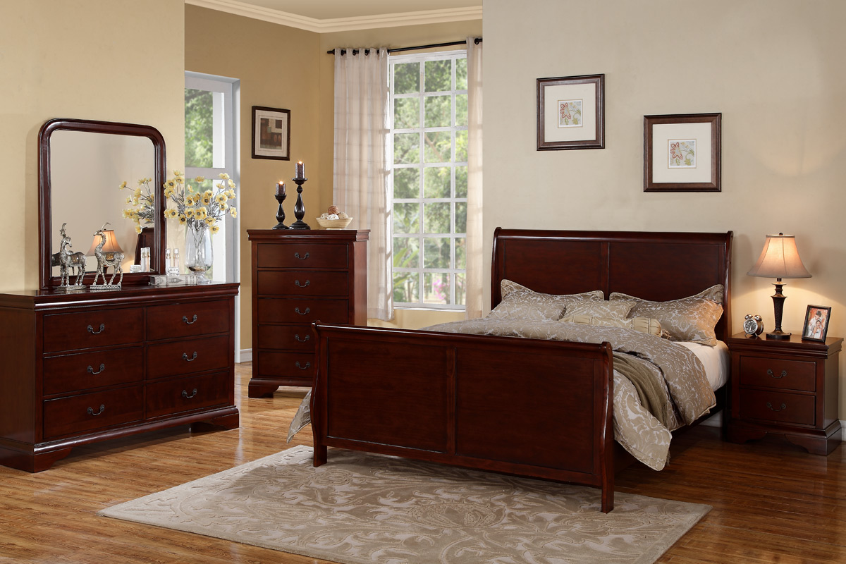 queen size bed frame - Queen Size Wood Bed Frame