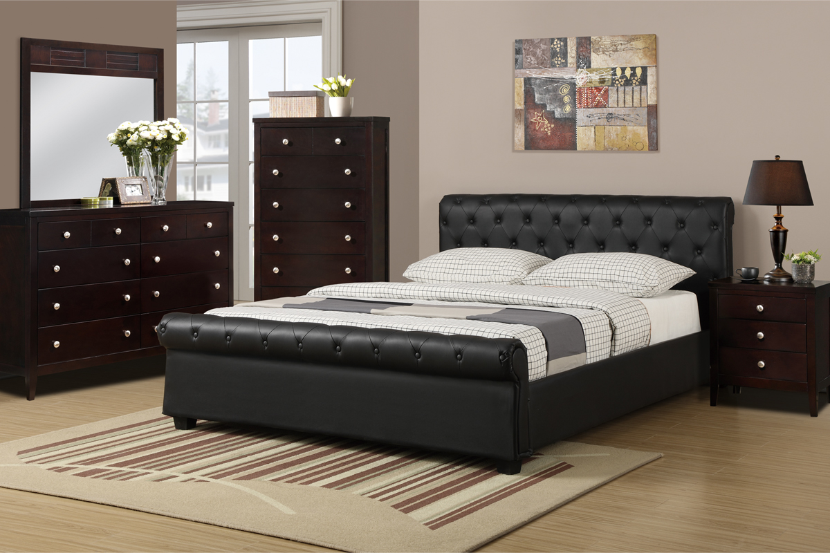 Queen Size Platform Bed Frame 1200 x 800