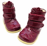 Floret Burgundy Patent Fall 2013