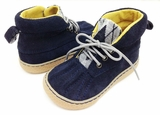 Gordon Navy Suede