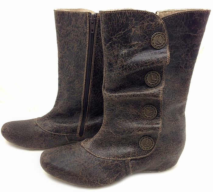 Marcha Boot Antique Chocolate Womens Fall 2013
