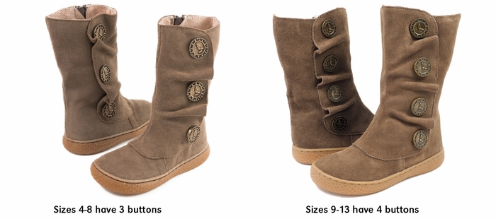 Marchita Boot Taupe Winter 2014