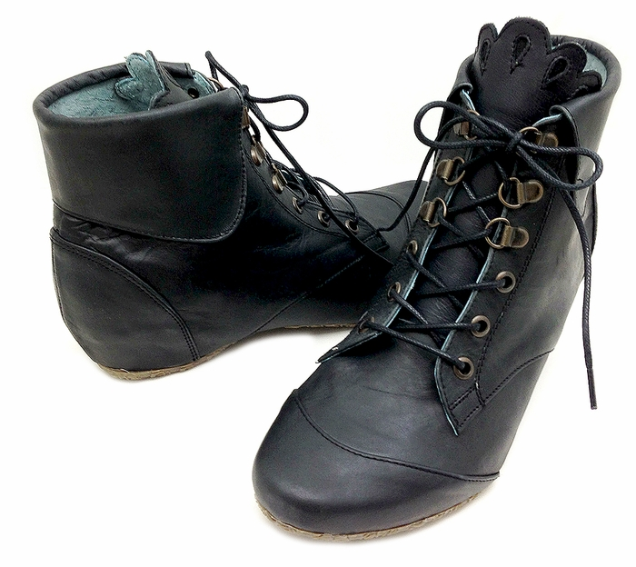 Pollen Boot Black Womens Fall 2013