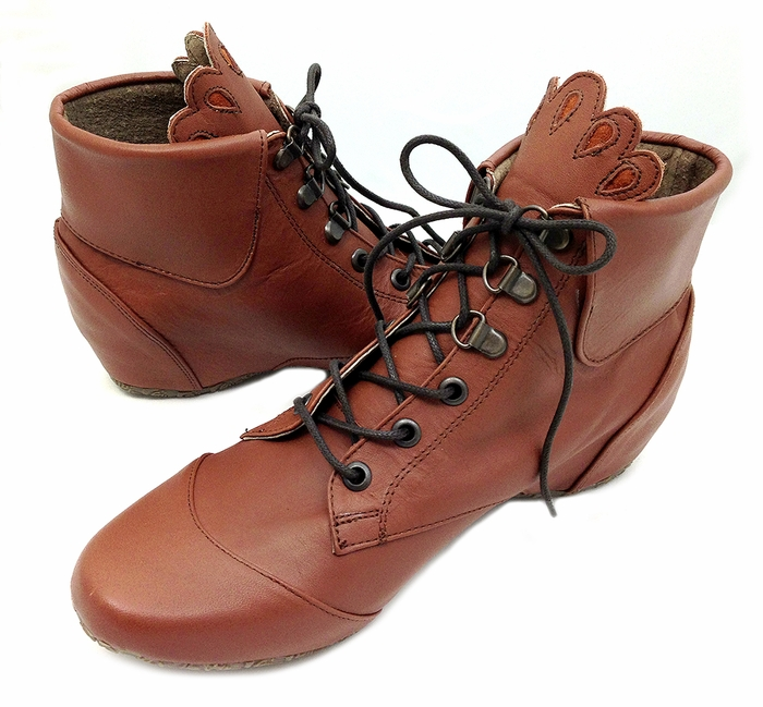 Pollen Boot Chestnut Womens Fall 2013