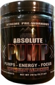 Absolute Pump Extreme Pre-Workout Enhancer