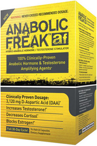 Anabolic Freak 96ct Pharma Freak