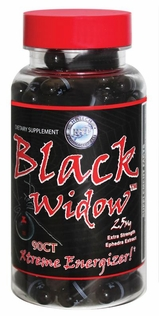 Black Widow Ephedra 90ct Hi-Tech