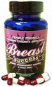 Breast Success 90 caps Breast Enlargement Pills