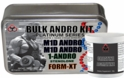 Bulk Andro Kit With FREE Creatine Agmatine Sulfate Blend!