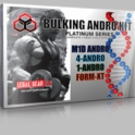 Bulk Andro Kit For Serious Mass **FREE PMP Preworkout**