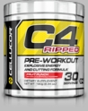 C4 Ripped Preworkout