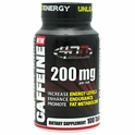 Caffeine 100ct by 4D Nutrition