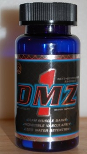 DMZ-1 Pro Hormone Supplement 90ct in Stock