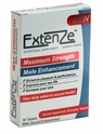 Extenze Male Enhancement Pills 30ct
