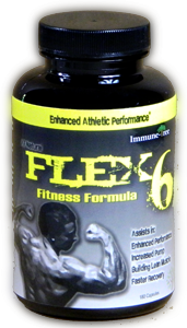 Flex-6 Fitness Formula 180ct Immune Tree
