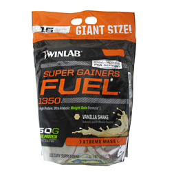 Gainers Fuel by Twinlab 6lb
