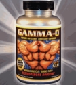Gamma-O Capsules with Fat Burning CLA
