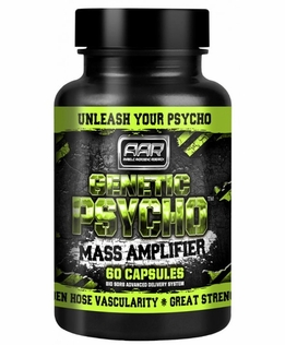 Genetic Psycho 60ct AAR 15% OFF
