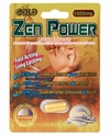 Gold Zen Power Libido Enhancer 5ct