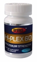 H-Plex 60 by Hardrock Supplements 60ct
