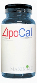 Lipo-Cal Fat Blocker,60ct