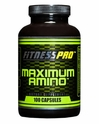 Maximum Amino 100ct Fitness Pro