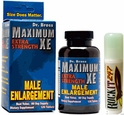Maximum XE with Free Rock It 247 Lube