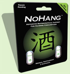 NOHANG - Prevent Hangovers