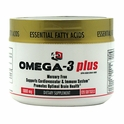 Omega-3 Plus 4D Nutrition 120ct Softgels