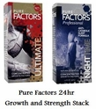 Pure Factors Pure IGF Strength Stack