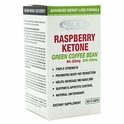 Raspberry Ketone + Green Coffee Bean 60ct- 4D Nutrition