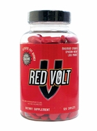 Red Volt with Ephedra 120ct ASN