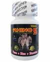 Rhino 5 Male Enhancer 6ct
