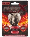 Rhino X 2 Capsule Blister Pack Male Enhancement