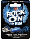 Rock On For Him 3ct Sexual Enhancer